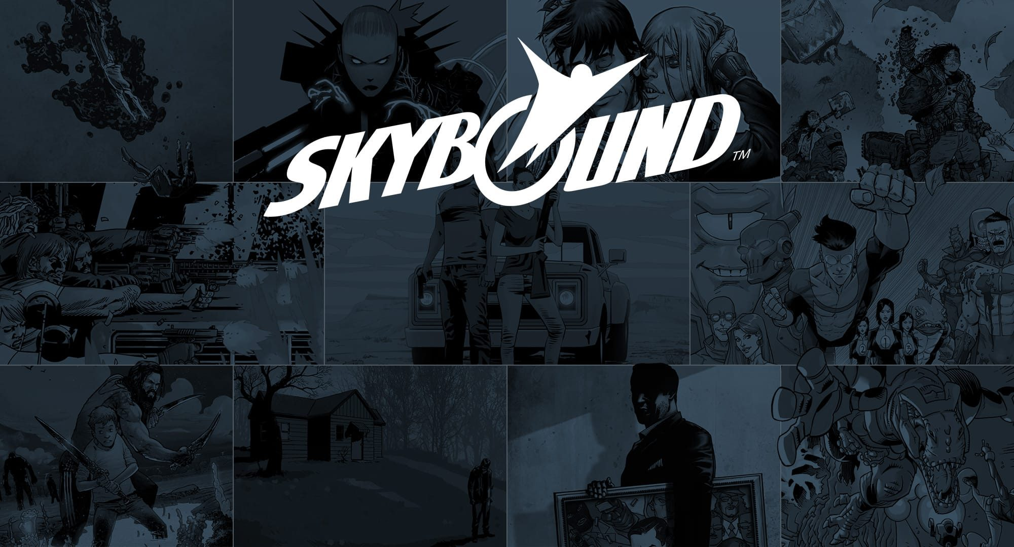 Skybound Producing New Take on Bonnie and Clyde in 'LOVE IS A GUN